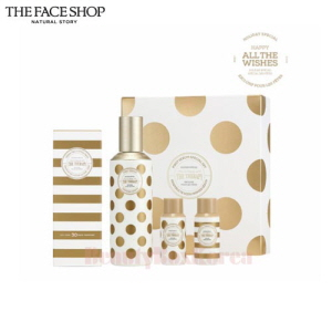 THE FACE SHOP Holiday The Therapy First Serum Set 4items [All The Wishes Edition]